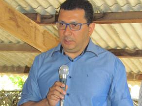 Começa a Caminhada do pré-candidato do PR para a prefeitura de Triunfo - Por Rogério Mota