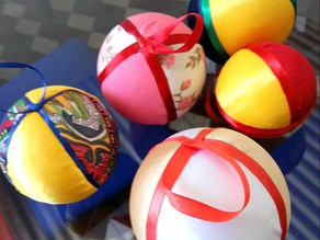 Triunfo Prev realiza oficina de decoração natalina para aposentados e pensionistas