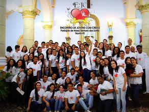 Programação - 20 anos do EJC em Triunfo