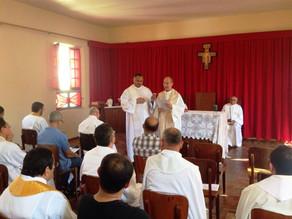 Definida a data da posse do novo Padre da Paróquia em Triunfo