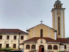 Começam os trabalhos de pintura e restauração do convento São Boaventura