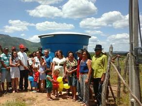 Situação do abastecimento de água em Triunfo