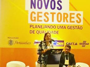 AMUPE promove encontro com Novos Prefeitos e Triunfo se destaca em Previdência