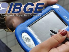 IBGE abre seleção simplificada com vagas para municípios próximos a Triunfo
