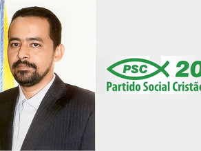 O PSC - Partido Social Cristão reuniu-se em Triunfo