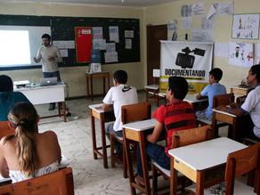 Oitenta crianças e jovens vão participar das oficinas do 9º Festival de Cinema de Triunfo