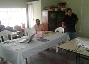 COMDESTRI, ACMT e representantes de Associações Rurais discutem a importância do fortalecimento da e