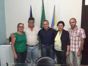 Prefeito Luciano libera mais recursos para a estrada Triunfo-Brejinho