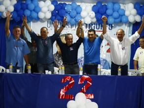 Convenção do PR e partidos da Chapa Azul: Unidos por Triunfo levou centenas de pessoas ao Clube
