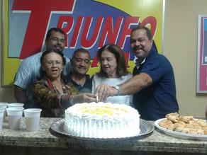 Rádio Triunfo FM comemora seus 20 anos de existência