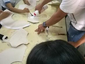 Sesc Triunfo promove semana de oficinas aos alunos do EREM Alfredo de Carvalho