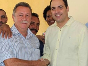 Pré-candidato em Betânia, Eduardo Melo,  recebe apoio do Governador Paulo Câmara