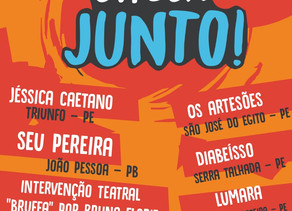 1º Festival Chega Junto promete atrair grande público em Triunfo