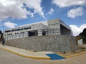 João Batista, Sebastião Oliveira e Paulo Câmara irão inaugurar Terminal Rodoviário de Triunfo nesta