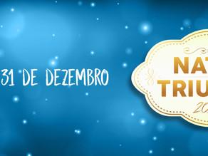 Programação Oficial do Natal Triunfo 2016
