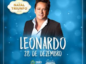 Confira as bandas que se apresentam hoje 28/12 no Natal Triunfo