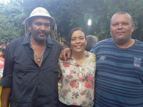 Ex-vereador Rau comemora aniversário com amigos e familiares