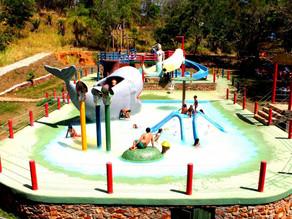 Na semana da criança a diversão é garantida no Águas Parque Triunfo