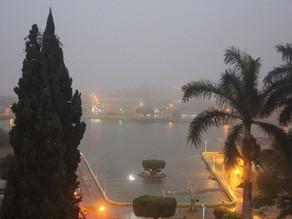Chuva trás esperança ao sertão pernambucano que vive uma das maiores secas já registradas
