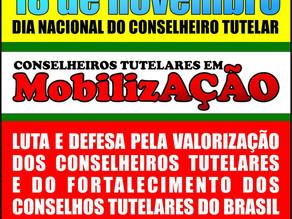 18 de Novembro - Dia Nacional do Conselheiro Tutelar