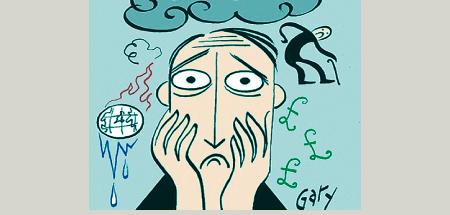 Korku ve Kaygı Birbirinden Tamamen Farklı Duygular mıdır?