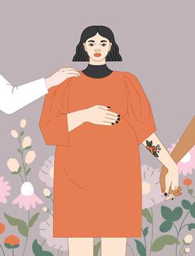 Tulva Magazine / Give birth like a feminist
