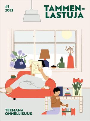 Suomen Kulttuurirahasto / Tammenlastuja #1
