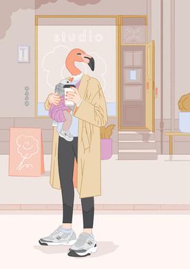 Personal Work / Hip Parents