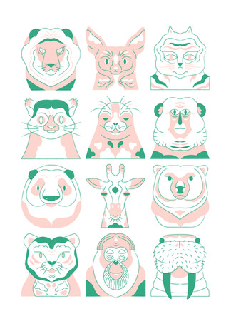 undangered animals