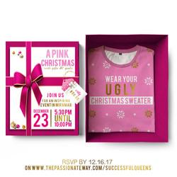 Christmas Flyer Mockup