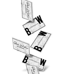 Business Card Design/Mockup