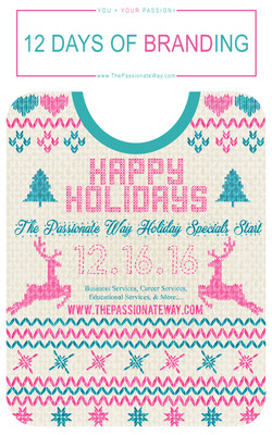 E-Flyer (Ugly Sweater)