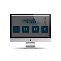 Web Page Design Countdown