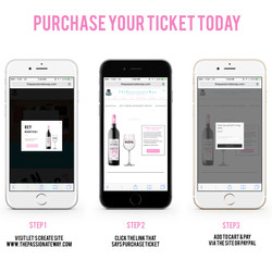 Step By Step Ticket Purchase