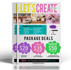 Sell Sheet Design