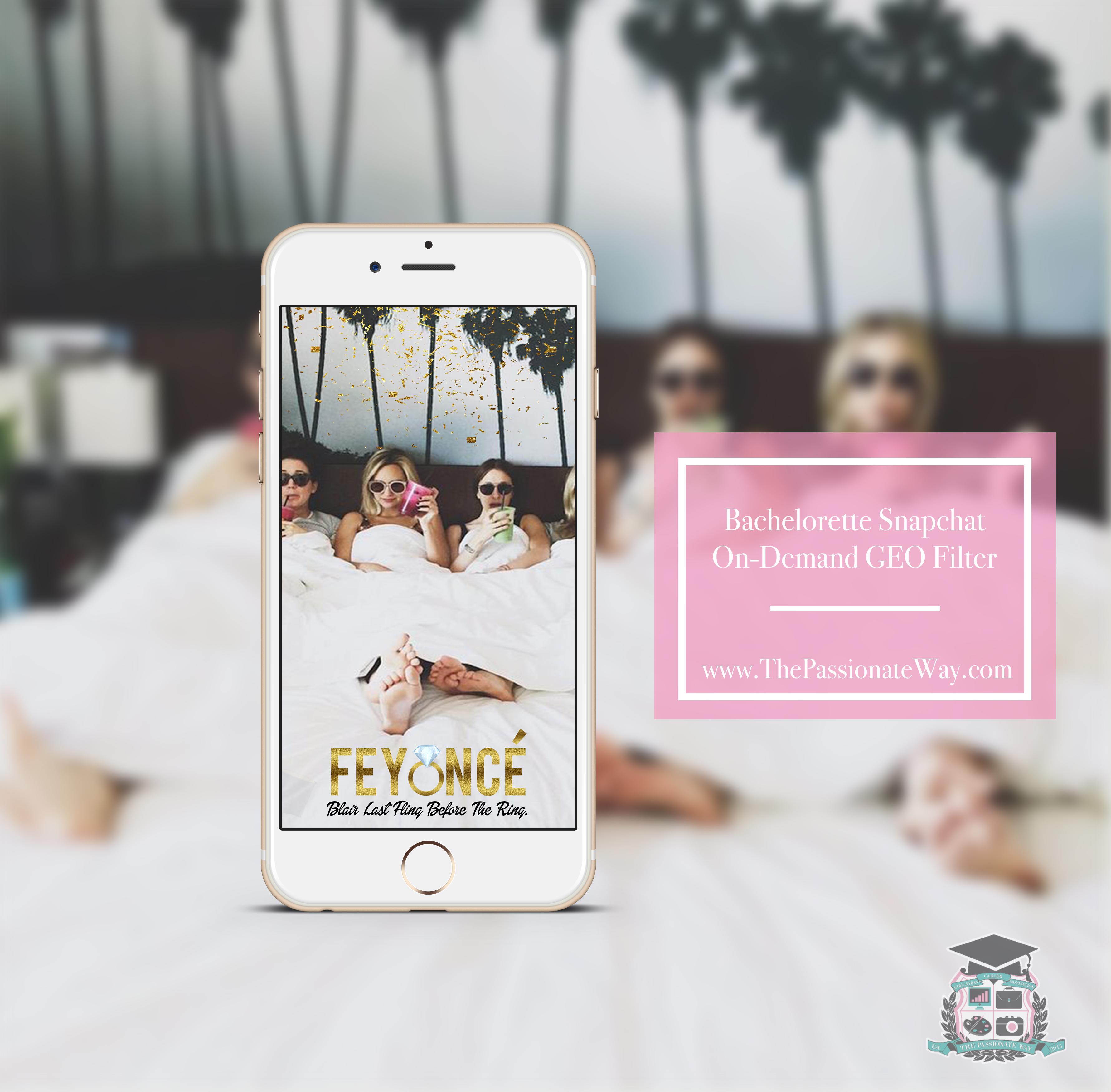 Snapchat Filter Design
