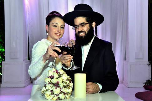 צילום חתונה שרה ומוטי