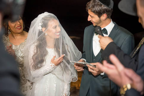 צילום חתונה אפיק ובנימין