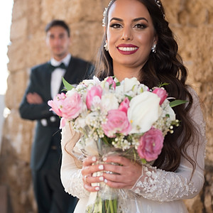 אפיק ובנימין - חתונה