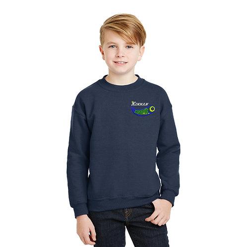 Kinnan 18000B - Youth Heavy Blend™ Crewneck Sweatshirt
