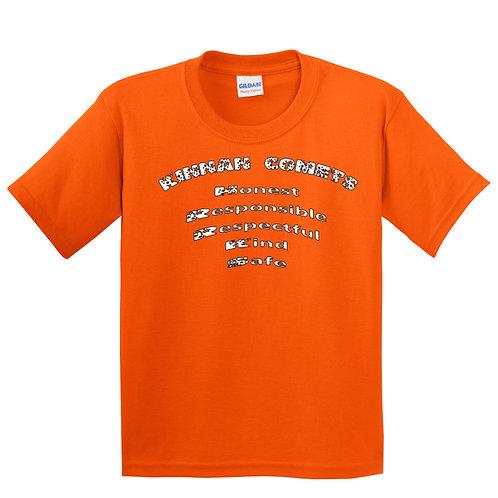 Kinnan 5000 Adult Gildan Heavy 100% Cotton T-Shirt
