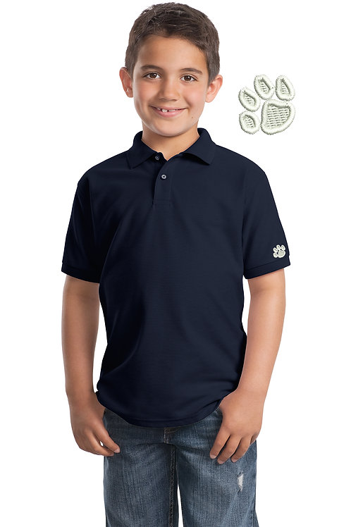 Y500 BCS Port Authority® Silk Touch™ Polo