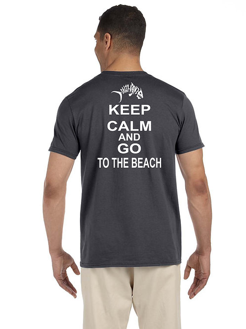 Keep Calm and Go to the Beach - Available in 4 Colors