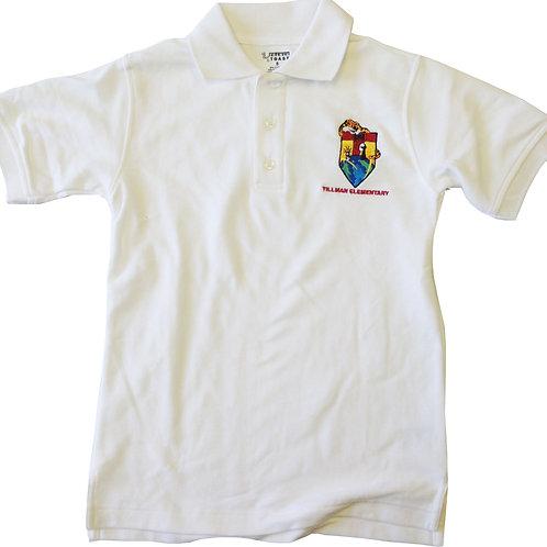 Tillman White Polo