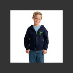 msas zip hoodie navy