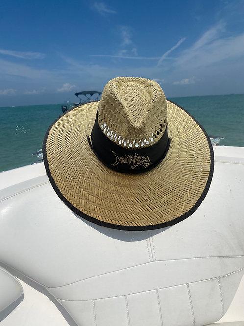 SALTY BONZ Straw Lifeguard Hat