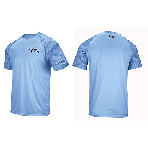 Largo Short Sleeve Moisture Wicking Fishing Tee-Available in 5 Colors