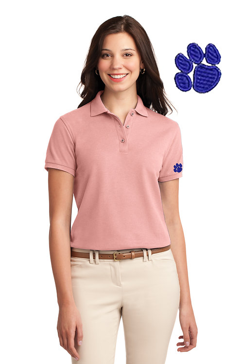 L500 BCS Port Authority® Ladies Silk Touch™ Polo