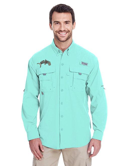 Salty Bonz Columbia Men's Bahama™ II Long-Sleeve Shirt