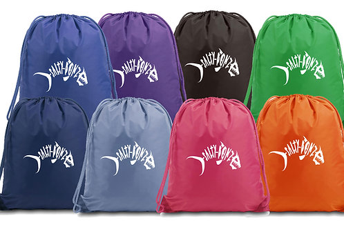 Salty Bonz Large Drawstring Backpack Perfect for any outdoor Adventure